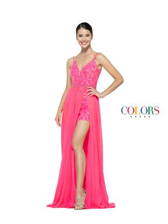 Colors Dress Style #G937