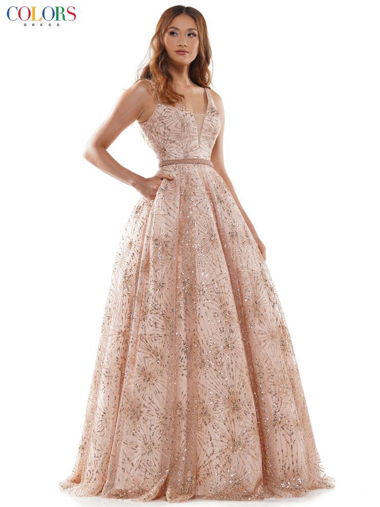 Colors Dress Style #G942