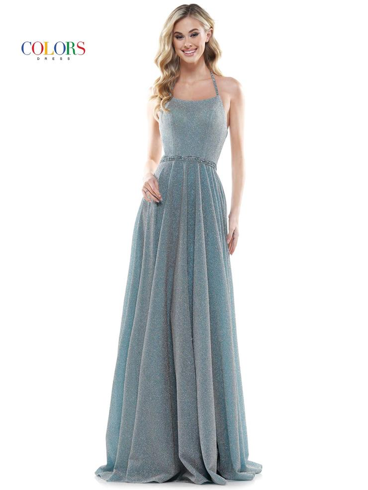 Colors Dress Style #G955