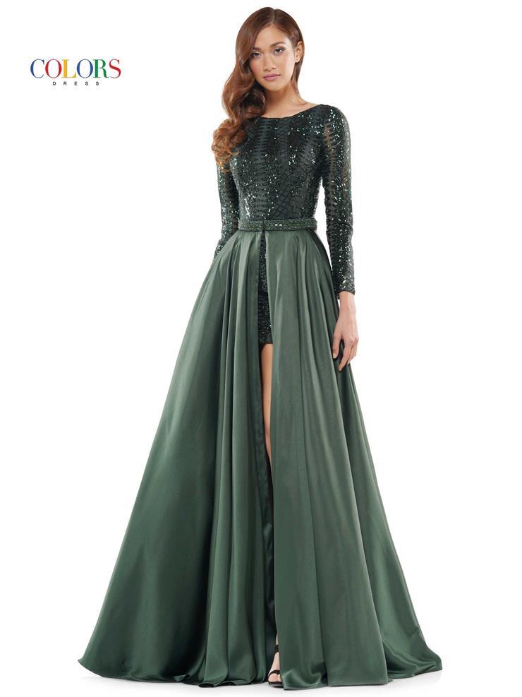 Colors Dress Style #G956