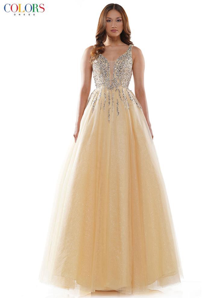 Colors Dress Style #G957