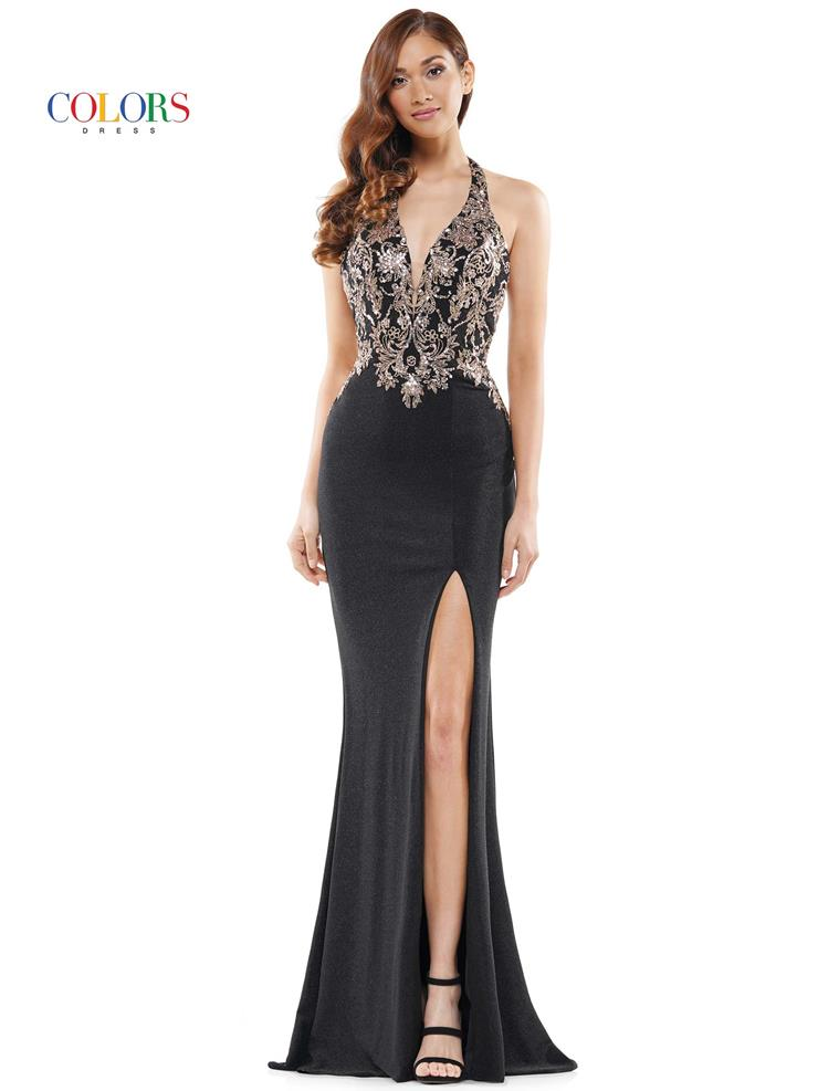 Colors Dress Style #G961