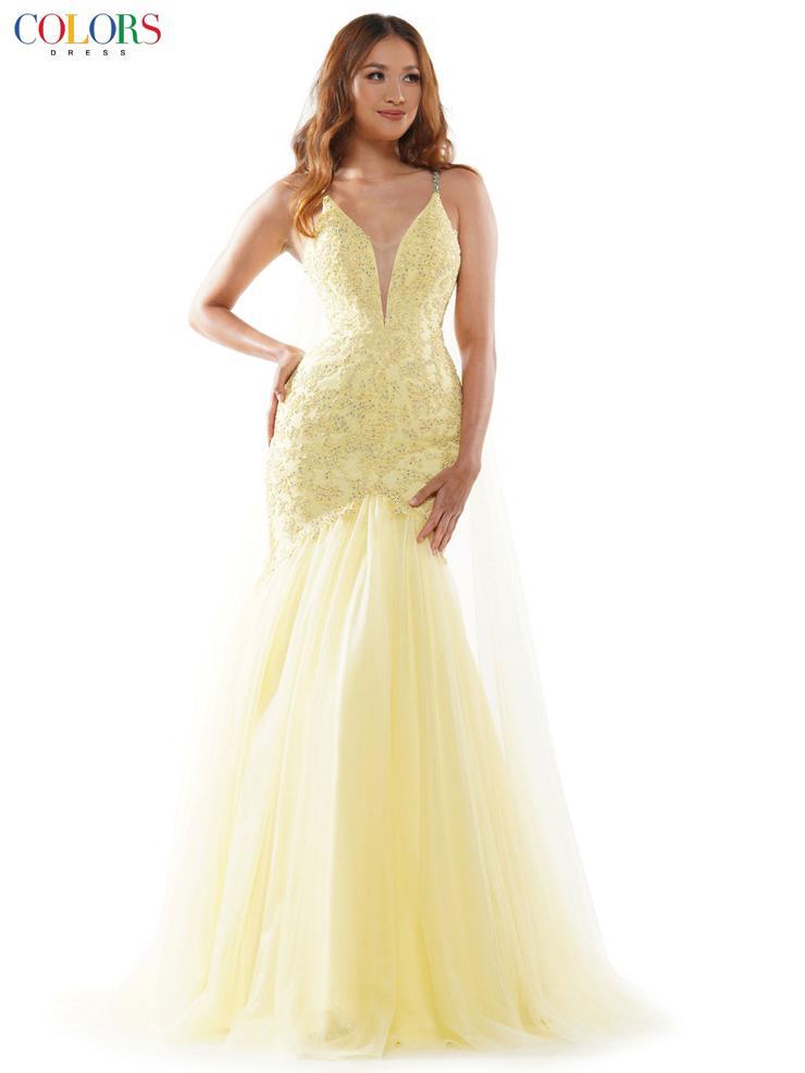 Colors Dress Style #G962