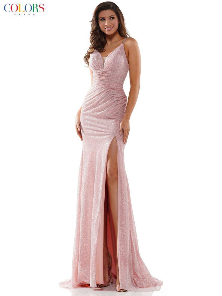 Colors Dress Style #G964