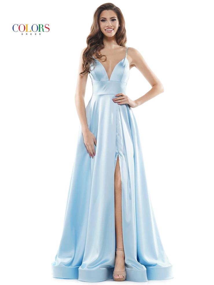 Colors Dress Style #G968