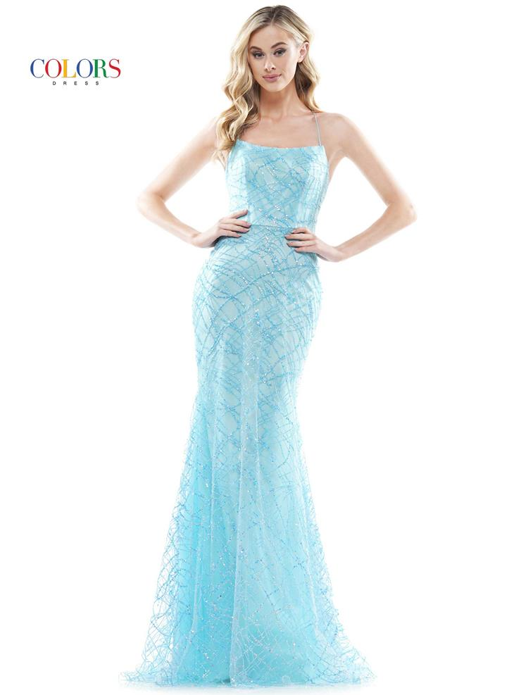 Colors Dress Style #G989