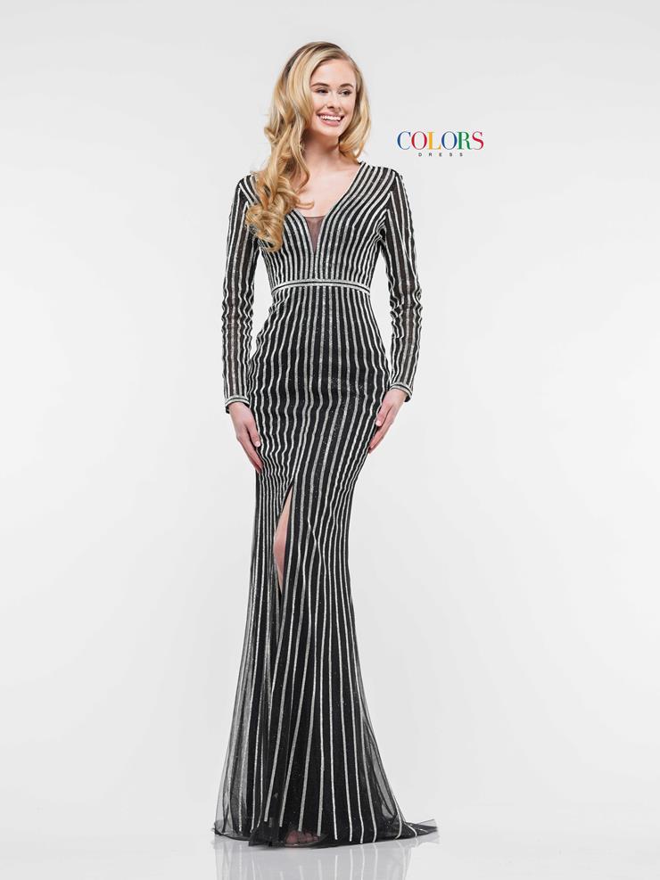 Colors Dress Style NO. J109  Image