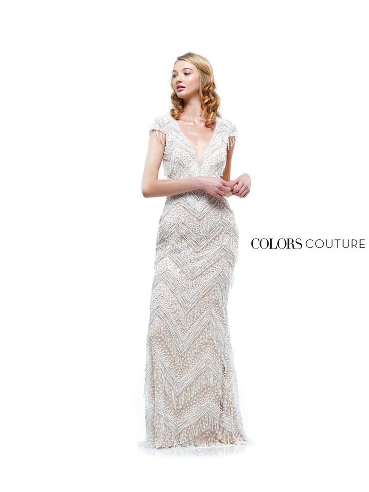 Colors Dress Style NO. J110  Image