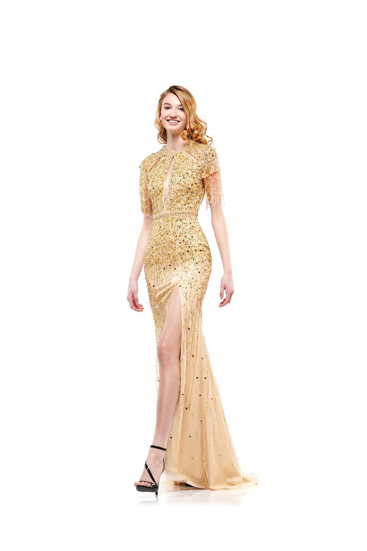 Colors Dress Style NO. J114  Image