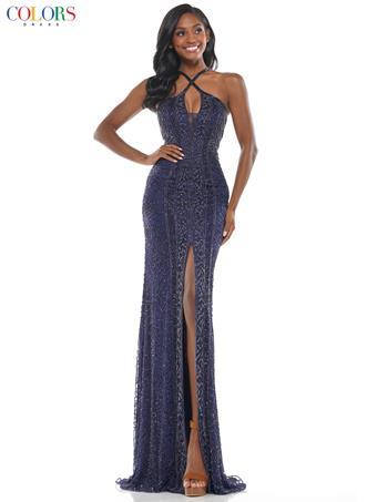 Colors Dress Style #K107