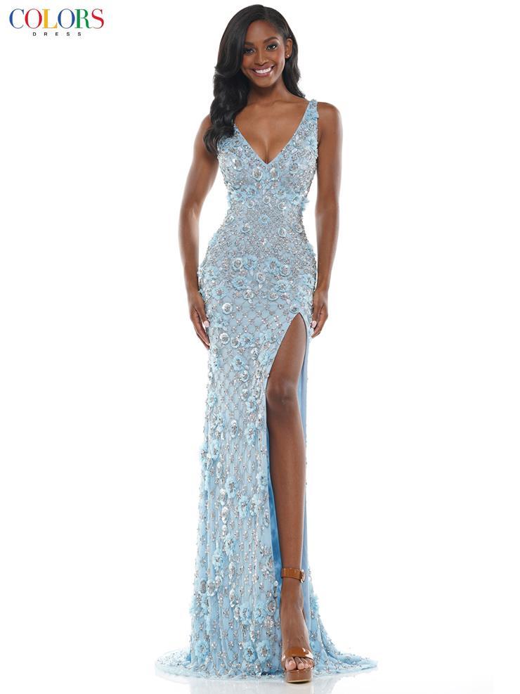 Colors Dress Style #K110 Image
