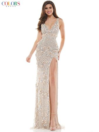 Colors Dress Style: K110