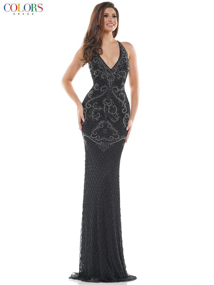 Colors Dress Style #K111 Image