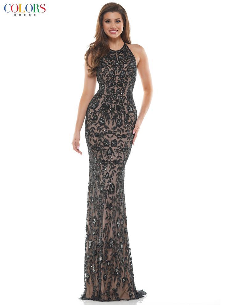 Colors Dress Style #K113 Image