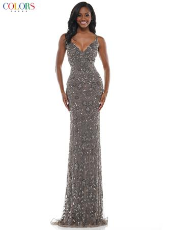 Colors Dress Style: K115