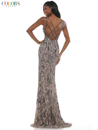 Colors Dress Style: K116