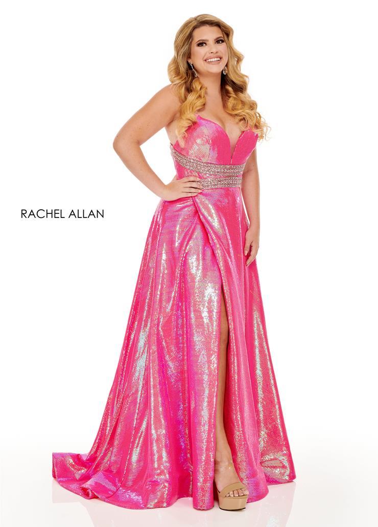 Rachel Allan Style #70001W Image