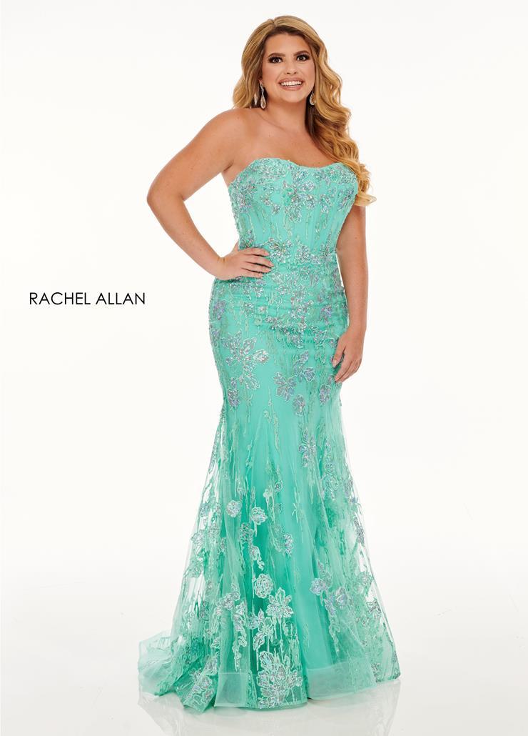 Rachel Allan Style #70011W Image