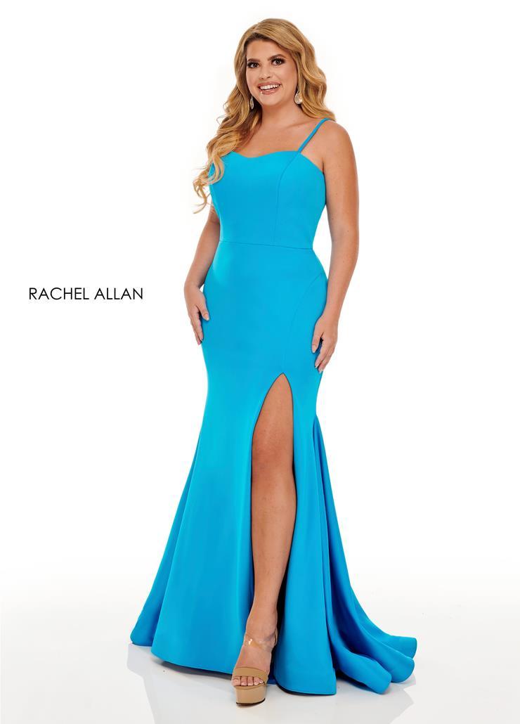 Rachel Allan Style #70028W Image