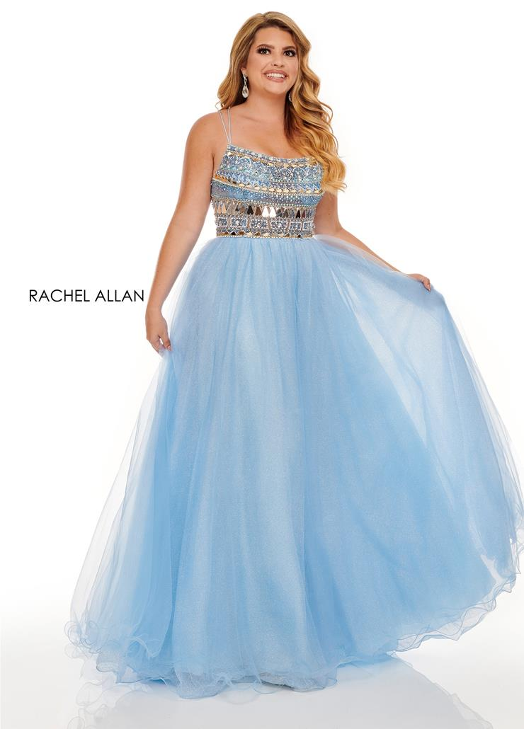 Rachel Allan Style #70038W Image