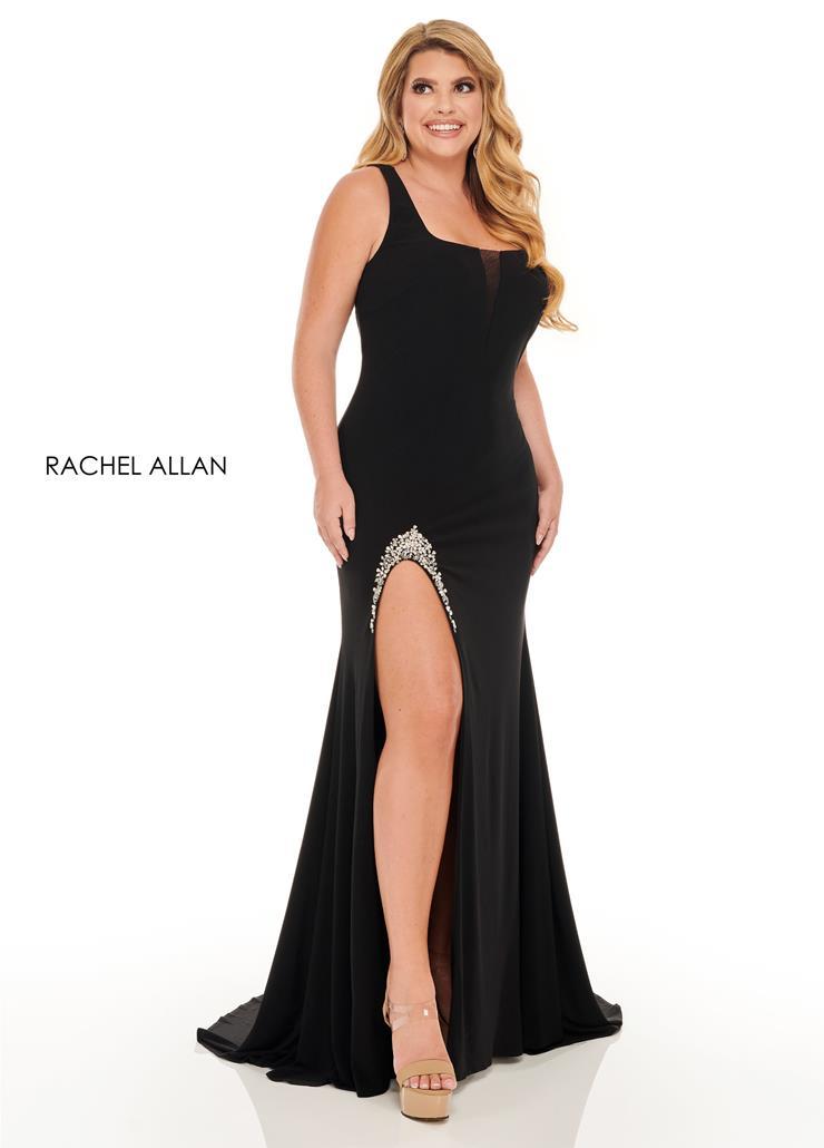 Rachel Allan Style #70042W Image