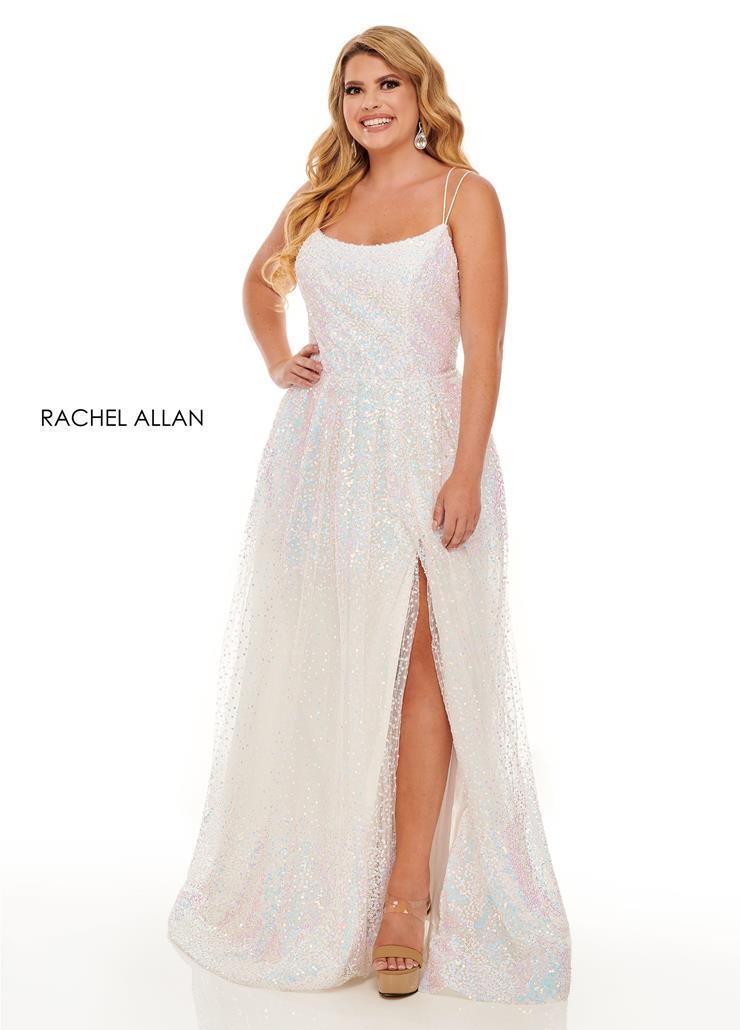 Rachel Allan Style #70047W Image
