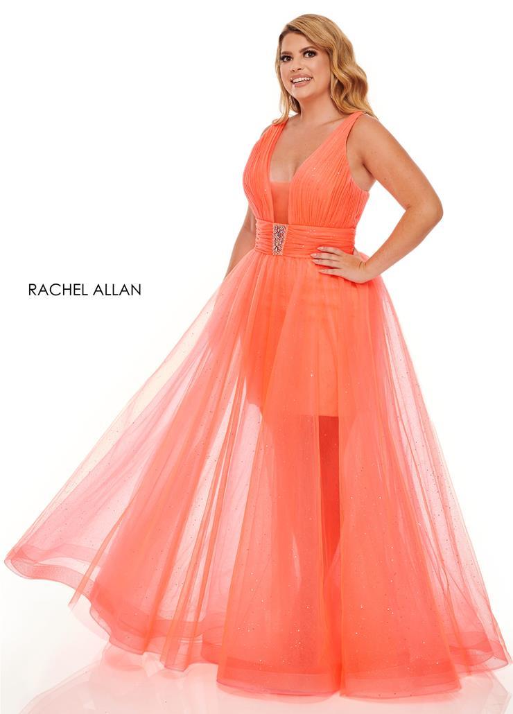 Rachel Allan Style #70063W Image