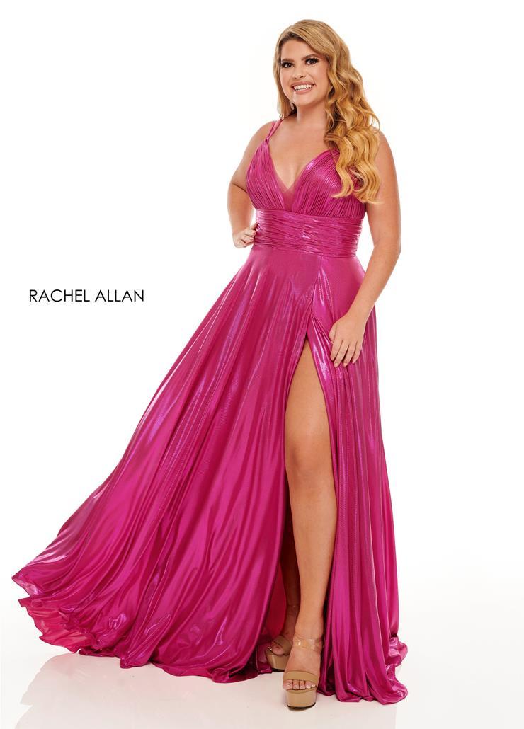 Rachel Allan Style #70083W Image