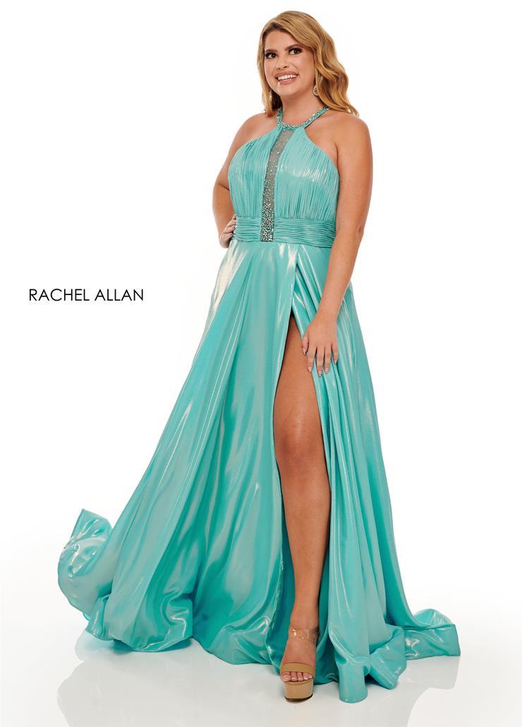 Rachel Allan Style #70098W Image