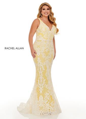 Rachel Allan Style #7105W