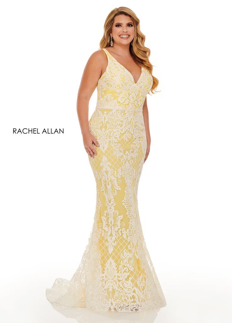 Rachel Allan Style #7105W Image