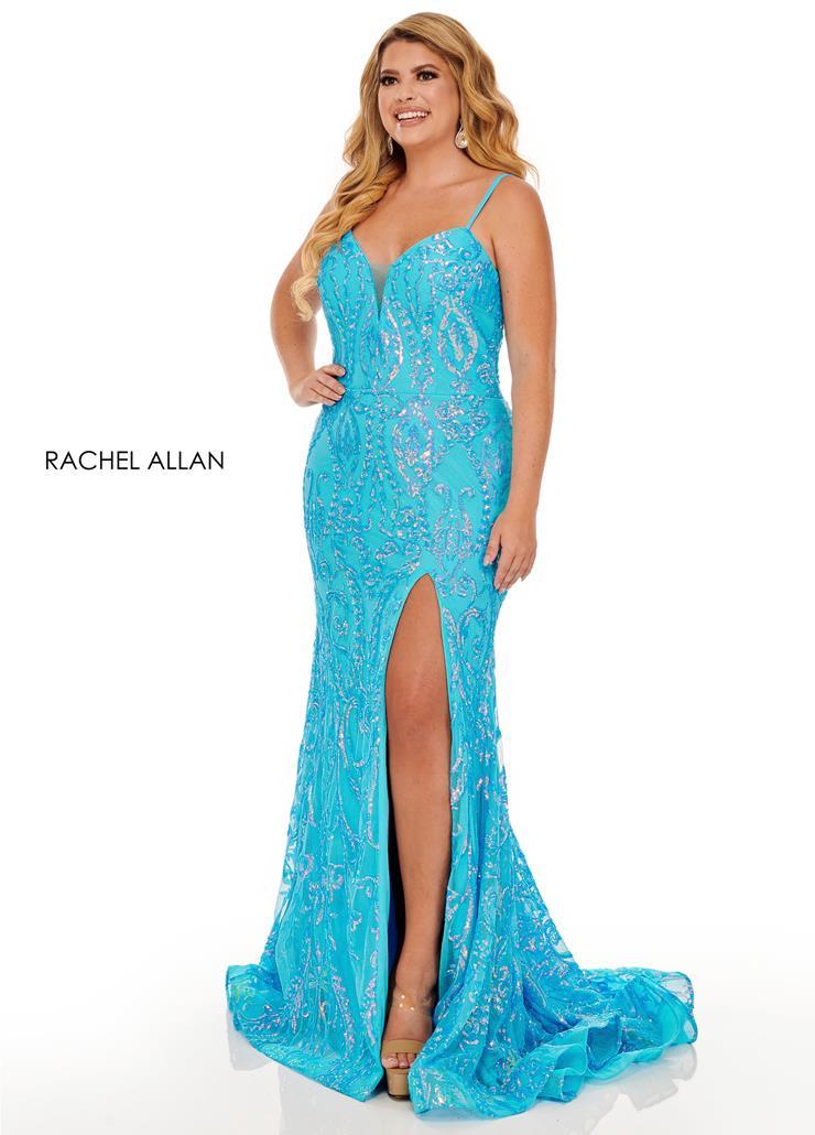 Rachel Allan Style #7147W Image