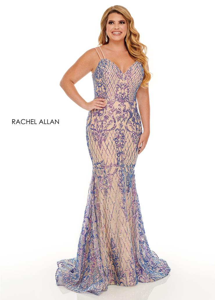Rachel Allan Style #7216W Image
