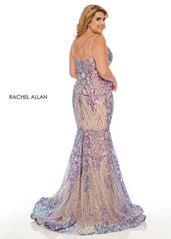 Rachel Allan Style #7216W