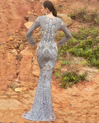 Primavera Couture Style #3689