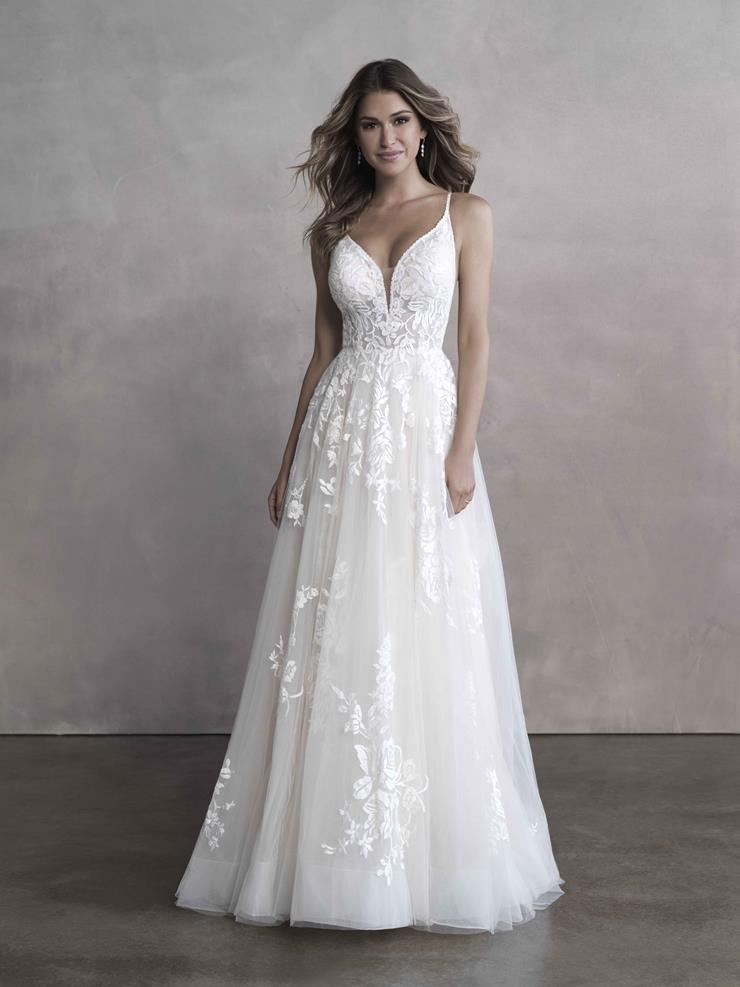 Allure Bridals #9802  Image