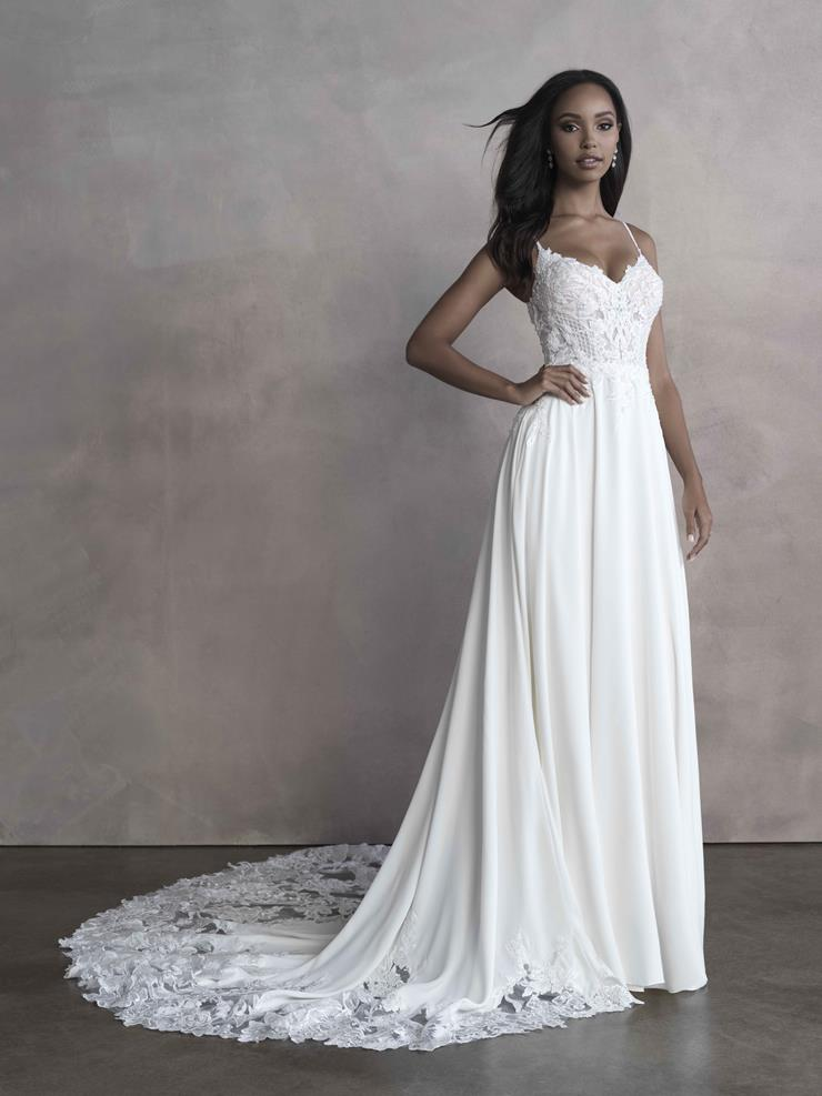 Allure Bridals #9807  Image