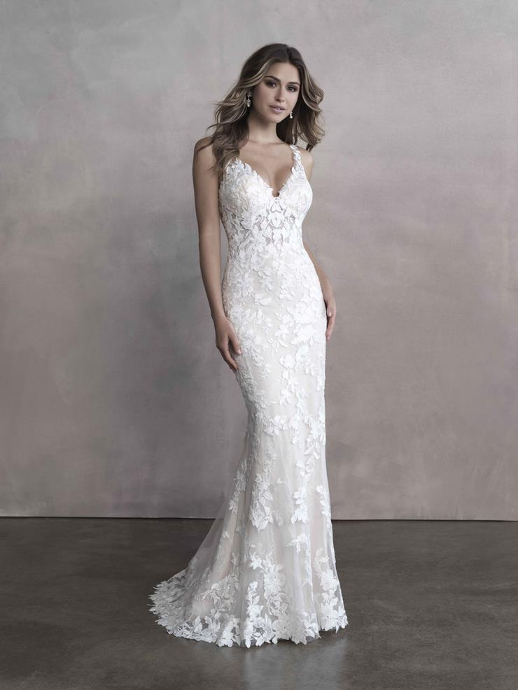 Allure Bridals #9808  Image
