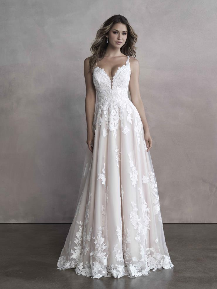 Allure Bridals #9811  Image