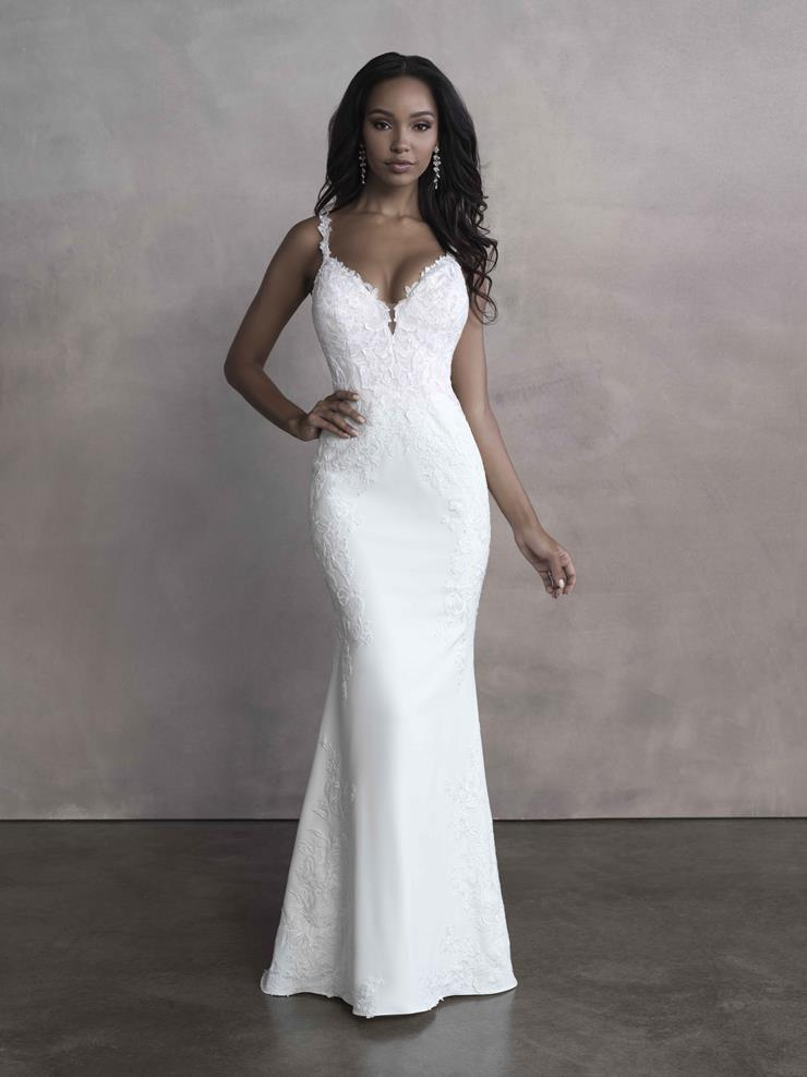 Allure Bridals #9812  Image