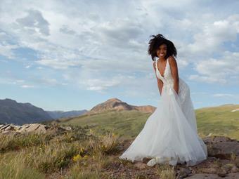 Wilderly Bride Style No. Adara
