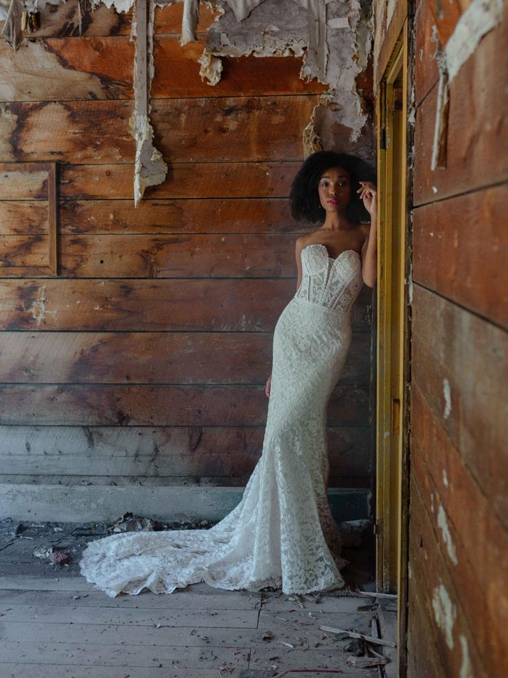 Wilderly Bride Style #Birdie Image