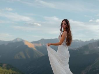 Allure Wilderly Bride Style #Evie