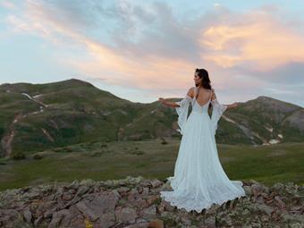 Wilderly Bride Style #Genevieve