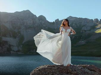 Allure Wilderly Bride Style Lila