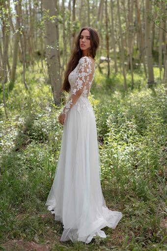 Wilderly Bride Style #Lila