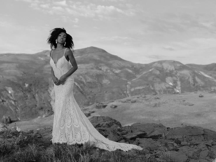 Allure Wilderly Bride Style Paisley  Image