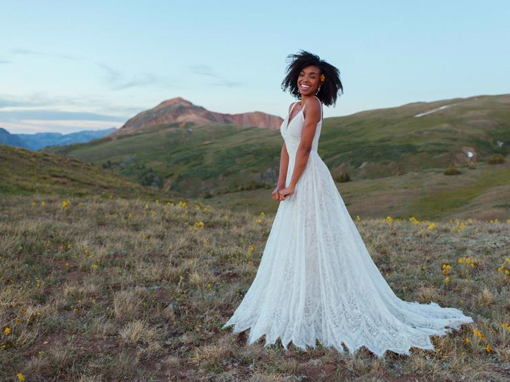 Wilderly Bride Style #Reese Image