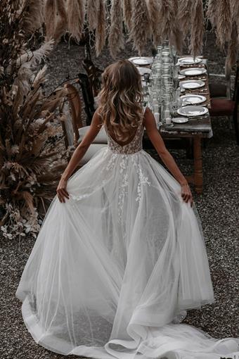 Allure Bridals Style #E154T