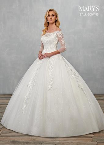 Mary's Bridal Style #MB6072